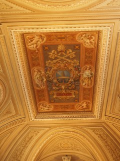Coat of Arms at The Vatican