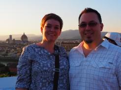 Firenze -Just before sunset