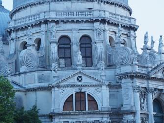 La Salute Church detail