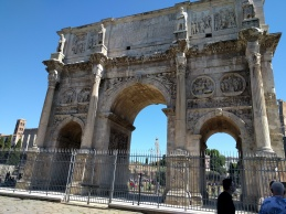 Arch of TItus - Rome