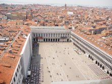 Venice - Overlooking St. Mark's Square