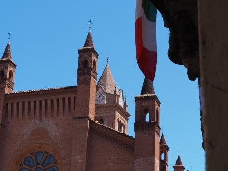 Alba - Cathedral of San Lorenzo