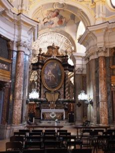 Alba - Church of Madeleine_Inside