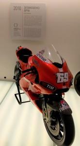 Nicky Hayden's Ducati