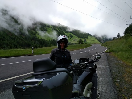 Somewhere north of Aosta Italy
