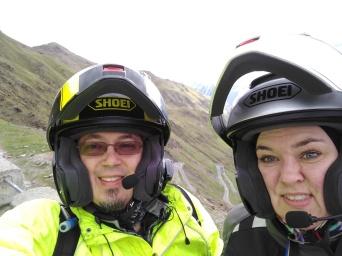 Atop Stelvio Pass, Italy