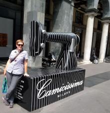 Milan, Italy - Fashion District